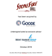 Merit Harbor Group Announces the Acquisition of Stonefire Grill, Inc. by Goode Partners, LLC