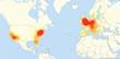 RF Safe Goes Offline Approximately 2 Hrs Durning Massive DDoS Cyber Attack Disrupting PayPal, Twitter, and Many Others