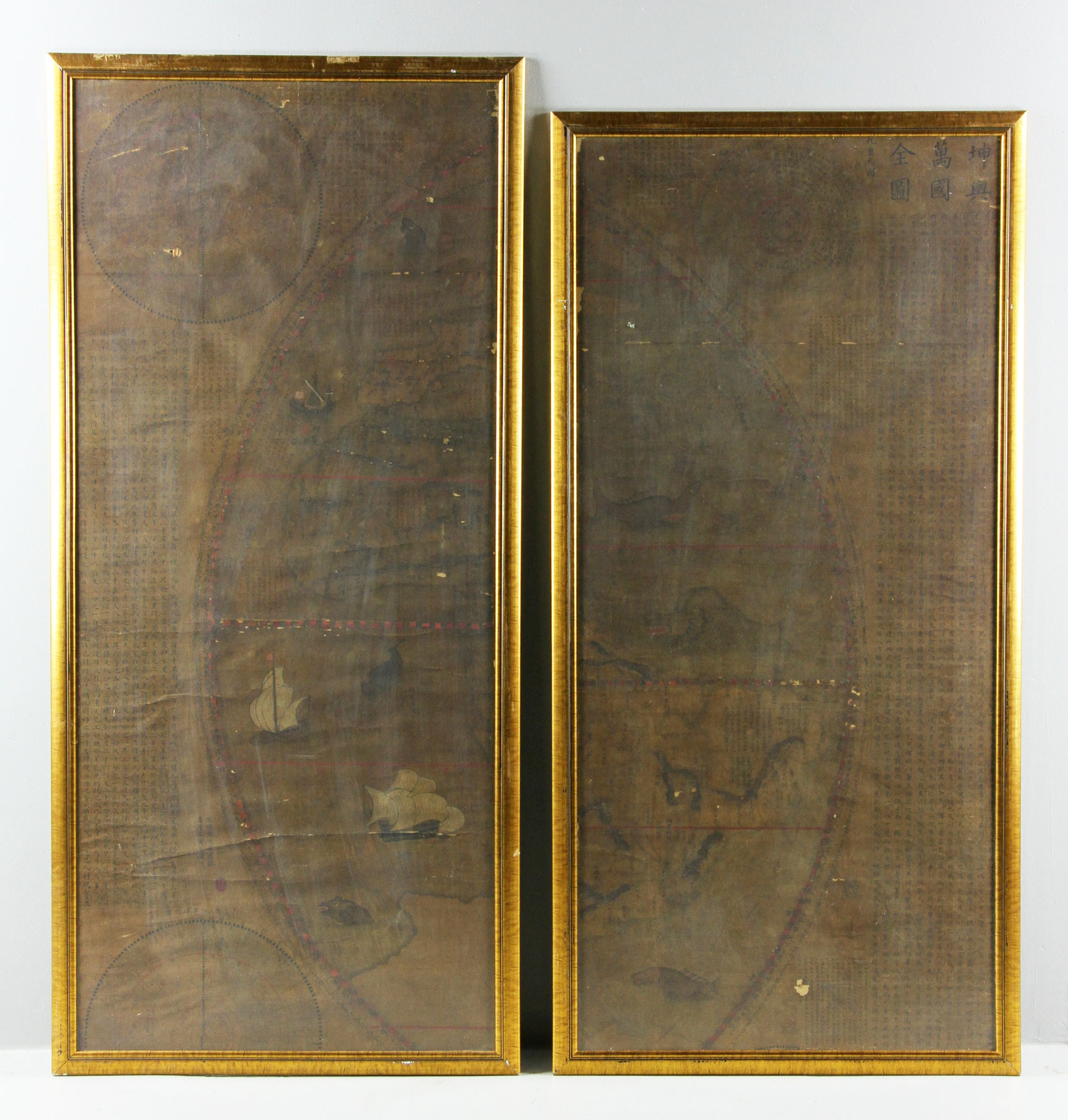 Rare Matteo Ricci Derivative Maps Found In Garage Sell For