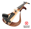 Yamaha YEV Electric Violins Win Prestigious Japanese 'Good Design Award'