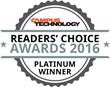 Chalk & Wire Wins Platinum Award for Best ePortfolio Solution in Campus Technology's 2016 Readers' Choice Awards
