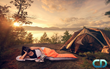 Light Camper Sleeping Bag
