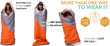 Hpw to use Cozia Design Sleeping bag