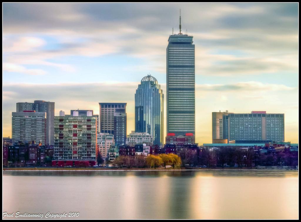 The Prudential Center - Boston, Massachusetts