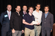 OneButton Accepts Excellence Award
