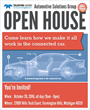 ASG Automotive Technology Center Open House