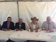 Bureau of Reclamation, Isleta Pueblo and the Middle Rio Grande Conservancy District Agree on Future Management of Isleta Diversion Dam in New Mexico