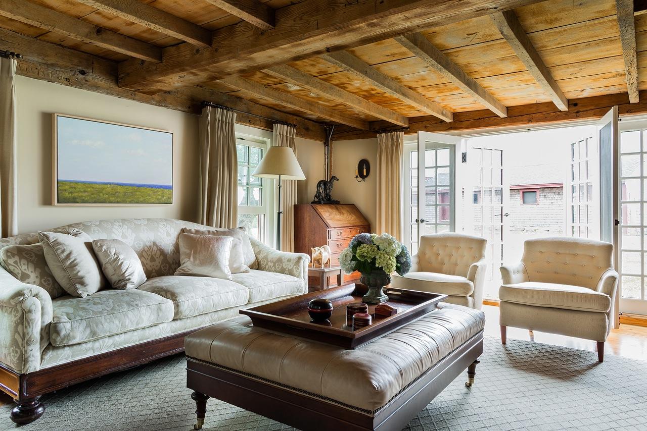 ... Historic Renovation, Interior Design Circa 1670 Post And Beam  Renovation ...