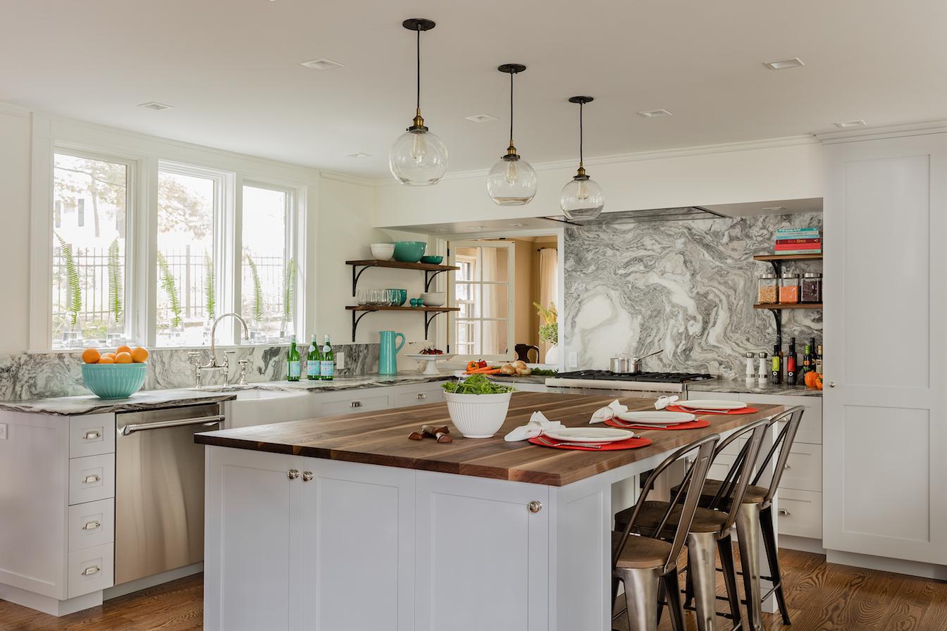 wilson kelsey design awarded 2016 best of north shore for family friendly white kitchen