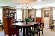 historic living room, classic interior design, classic architecture, historic home living room, interior design, traditional furnishings, Colonial design, boston interior designers, north shore interior designers,