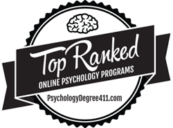 Top Online Psychology Programs Badge