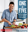 One-to-Five Cookbook Cover