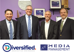 Diversified and Media Management combine to better serve Southwest region.