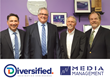 Diversified and Media Management Combine to Expand Southwest Capabilities and Regional Presence