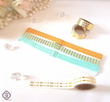 Mint Treasures Collection Planner Bands