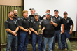 The Doe Run Company's Gray Team also scored among the top mine rescue teams by taking home a fourth place award in Missouri S&T's mine rescue competition earlier this month. Shown left to right are: G