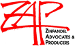 Specialty Crop Block Grant from CDFA Awarded to Zinfandel Advocates & Producers for Zinfandel: Stories of America's Heritage Grape