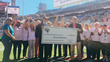 Jacksonville Jaguars $1 Million Gift Creates $2.25 Million Endowment to Baptist MD Anderson Cancer Center