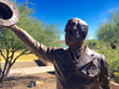 A Majestic Bronze Statue of Franklin D. Roosevelt, Created by Big Statues LLC, Is Added to the Famous Presidents Circle