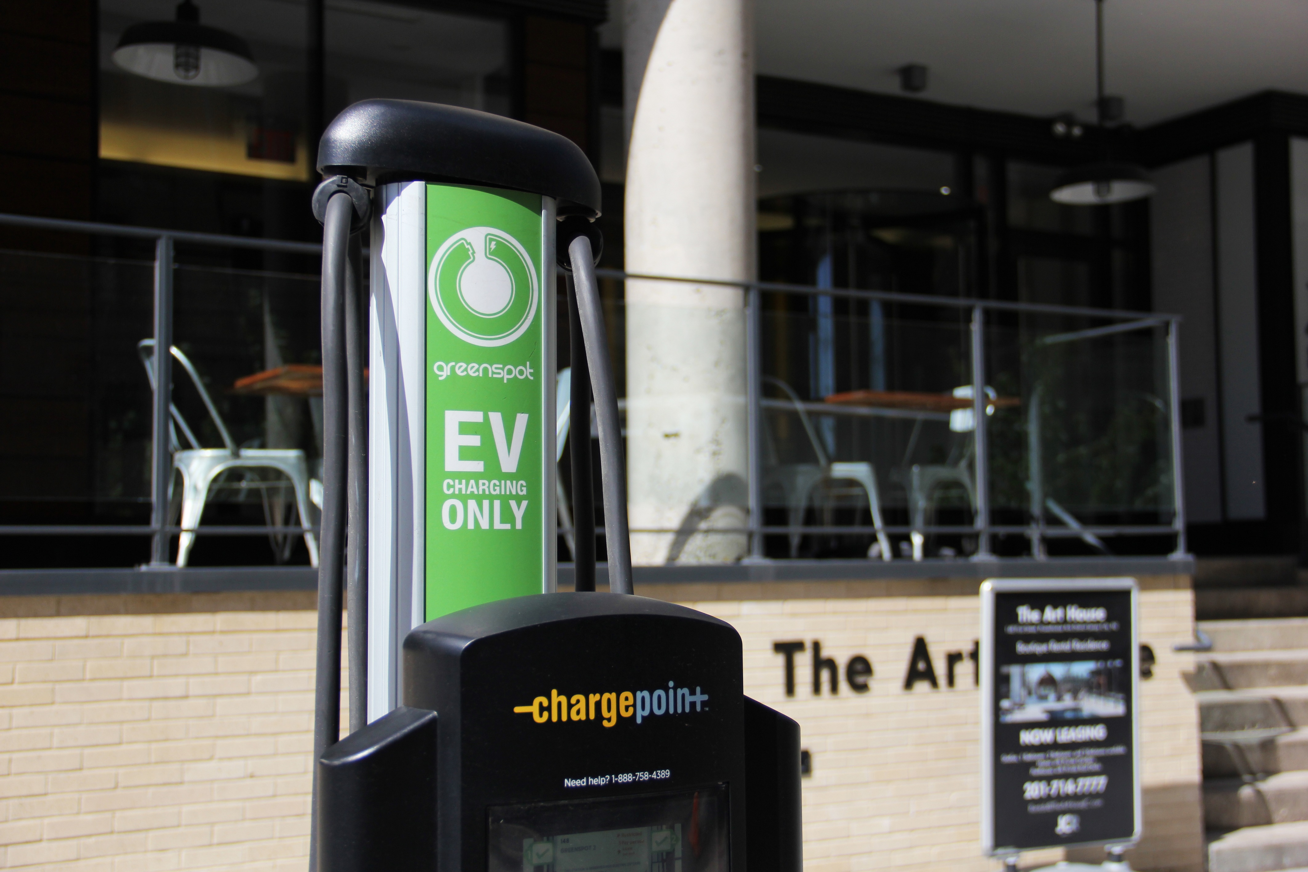 Greenspot Selects Jersey City, NJ for Curbside Electric