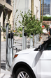 Greenspot unveils 10 curbside EV charging stations in Jersey City, NJ