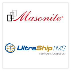 Masonite Implements UltraShipTMS