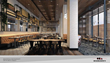 Rendering of DoubleTree New York Times Square West Magnolia Restaurant