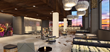 Rendering of DoubleTree New York Times Square West Lovage Rooftop Bar