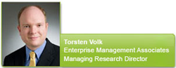 Torsten Volk, Managing Research Director, EMA