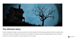 Pixel Film Studios - FCPX Plugin - ProDrop Halloween