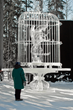 Fairbanks, Alaska to Host the World's Largest Competition for Ice Sculptures