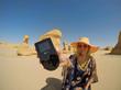 Skyroam Hotspot Egypt - Alyssa Ramos