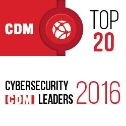 CDM Top 20 Cyber Security 2016