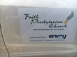 Faith Presbyterian Church transportation services operated by Envoy America.