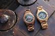 Lumbr's Timeless, Wooden-Designed Skeleton Watch Surpasses Funding Goal on Kickstarter to Make Statement in Men's Fashion