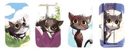 The Katzenworld cats