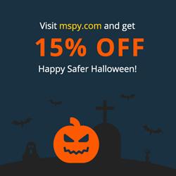 mSpy Safer Halloween