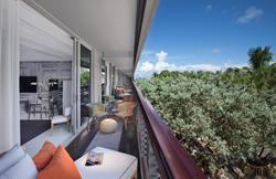 The 2-bedroom Villa Penthouse at SLS South Beach