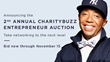 Charitybuzz Announces Its 2nd Annual Entrepreneur Auction: A Chance For Bidders To Meet The Biggest Names In Business