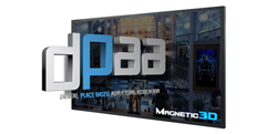 Magnetic 3D Joins Digital Place Based Advertising Association