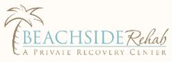 Beachside luxury rehab logo