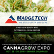 MadgeTech Launches New Line of Data Loggers at CannaGrow Expo