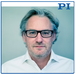 PI's New VP, Sales & Marketing – Stéphane Bussa