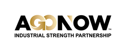 AgoNow - Logo - Industrial Strength Partnerships