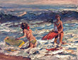 Exclusive Art Exhibit on Loan from Dawson Cole Fine Art Debuts at The Ritz-Carlton, Laguna Niguel