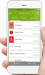 Airport Concessionaire Concessions International Teams Up with GRAB for Mobile Ordering Platform in Airports in Atlanta, Miami, Dallas, Denver and Washington, D.C.