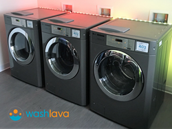 Washlava Washers and Prototype Lighting System