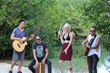 Jenny and the Mexicats Shoot Their New Video in the Riviera Maya