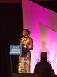 Dr. Roshawnna Novellus accepts honor