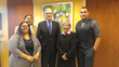 FCC Chairman Wheeler Meets with Chippewa Cree's Windy Boy; Discusses iResponse Software for Section 106 Consultations
